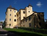 Zamek w Grodźcu