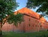 Zamek w Ostródzie