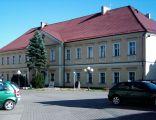 Zamek w Wodzisławiu. Obecnie siedziba USC i Muzeum