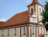 Zbór Kalwiński w Sulechowie.