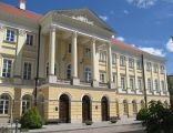 Pałac Kazimierzowski w Warszawie