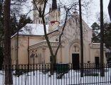 Kościół Matki Boskiej Anielskiej w Konstancinie-Jeziornej