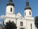 Kościół karmelitów z 1641 w Bielsku Podlaskim