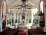 Kościół św. Marcina w Jarocinie - ołtarz główny