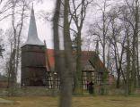 Kościół we wsi Pniów
