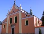 Kościół oo. Kapucynów w Zakroczymiu