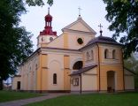 Kościół parafialny pw. Matki Boskiej Częstochowskiej w Tereszpolu