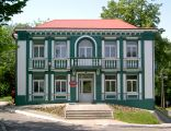 Pałacyk w Tarnogrodzie