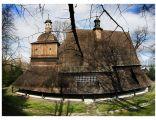 Drewniany kościół w Sękowej, wpisany na listę UNESCO