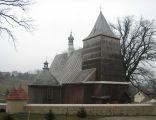 Zabytkowy kościół w Czermnej z 1520 roku