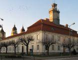 Ratusz miejski w Mławie na Starym Rynku