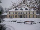 Palac z XVIII wieku w Kozach