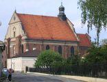 Kościół pw. św. Wawrzyńca, Słupca, widok od ul. Kościelnej