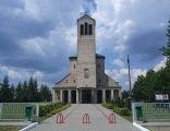 Kościół parafialny pw. Wniebowięcia Najświętszej Marii Panny w Stąporkowie