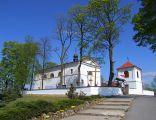 Mirzec - Kościół pw. Świętego Leonarda