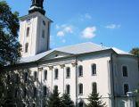 Kościół ewangelicki w Bielsku Starym