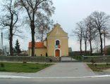 Kaplica pogrzebowa w Brudzewie
