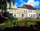 Rynek w Łabiszynie