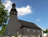 Drewniany kościół św. Michała Archanioła w Kończycach Wielkich