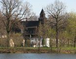 Kościół drewniany zbudowany w l. 1675-80 w Pielgrzymowicach