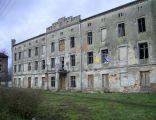 Kozia Góra, pałac- front