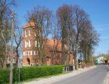 Kościół we wsi Bartąg