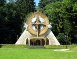 Ołtarz Papieski - Sanktuarium w Matemblewie