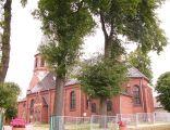 Neogotycki kościół św. Bartłomieja w Rogaszycach