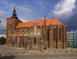 Słupsk - Kościół Mariacki