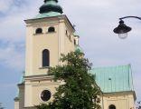 Bazylika Wniebowzięcia NMP w Rzeszowie, od zachodu
