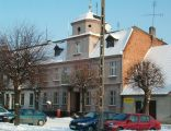 Ratusz Miejski z przełomu lat 20 i 30 XX wieku w Dobrzycy