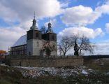Kościół św. Mikołaja z 1737r. w Skokach