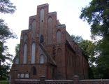 Kościół we wsi Chełmonie
