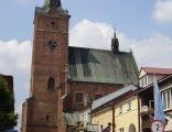 Gotycki kościół parafialny św. Jana Chrzciciela z XIV-XVI w Pilźnie