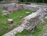 Dzierzgoń – pozostałości zamku krzyżackiego