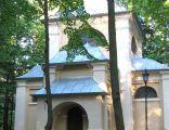 Kalwaria Wejherowska - Kaplica Pałacu Piłata