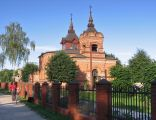 Ostrołęka, kościół pw. św. Wojciecha