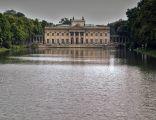 Pałac na Wodzie, Łazienki Królewskie w Warszawie