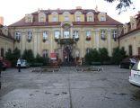 Pałac w Szklarach Górnych koło Lubina