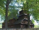 Przydonica - kościół