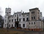 Pałac z XVI wieku w Drwalewicach
