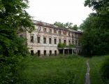 Ruiny pałacu w Zatoniu