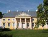 Racot, pałac Jabłonowskich.