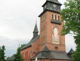 Kościół Trójcy Przenajświętszej w Zabawie. Sanktuarium Błogosławionej Karoliny Kuzkówny