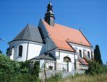 Kościół w Jeziórce, powiat grójecki
