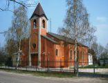 Kościół w Rososzy, powiat grójecki