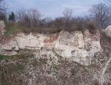 Solec nad Wisłą - Ruiny zamku