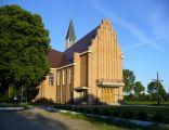 Besko - nowy kościół