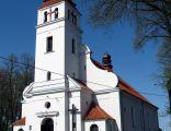 Kościół pw. MB Królowej Różańca Świętego w Iłowie
