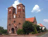 Kościół parafialny w Czuchowie